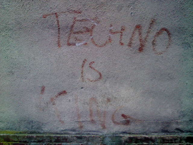 TECHNO IS KING